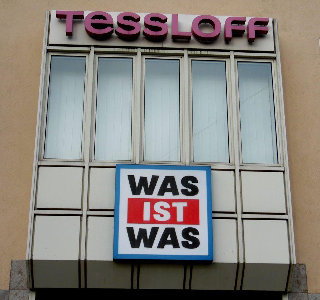 Gebäude des Verlags