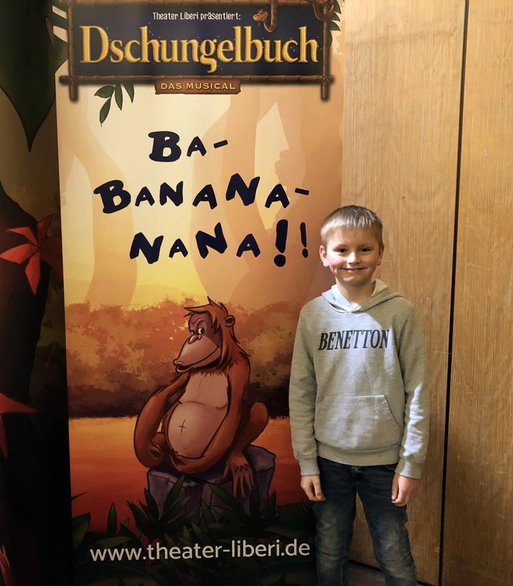 Dschungelbuch - BaNanaNaNa