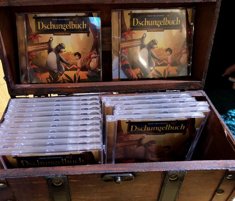 Dschungelbuch - CDs