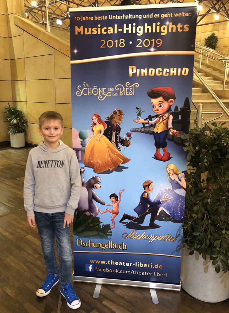 Dschungelbuch - Musical Highlights 2018