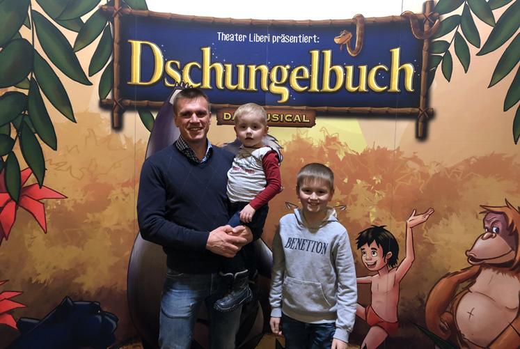 Dschungelbuch - ein Live-Erlebnis für die ganze Familie