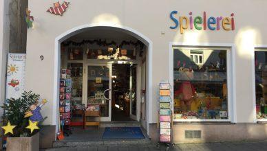 Spielerei in Schwabach