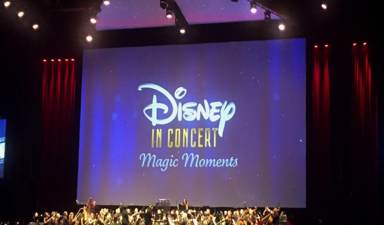 Disney in Concert Magic Moments
