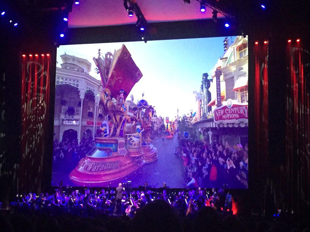 ein Blick hinter die Kulissen von Disneyland Park