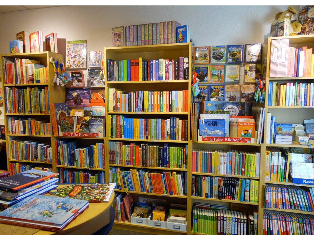 riesige Auswahl an Kinderbücher
