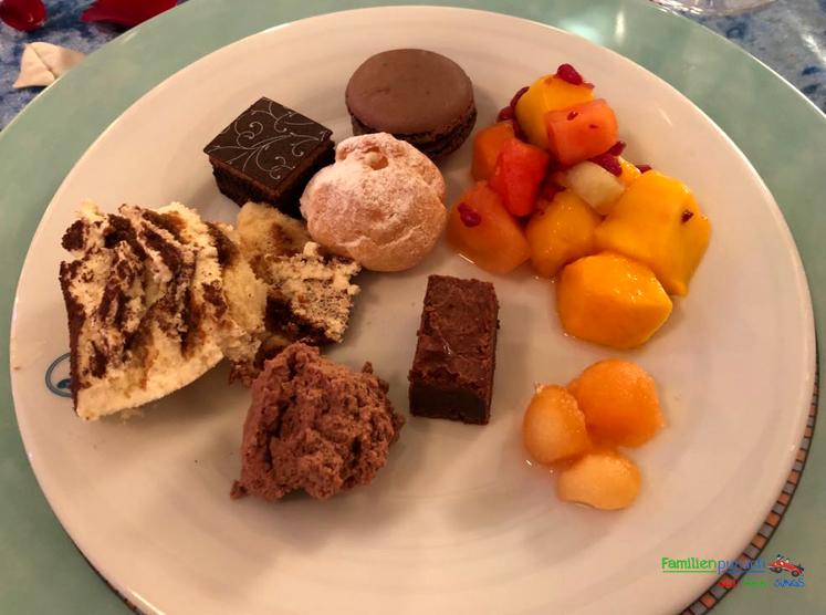 Culinartheater - das Dessert