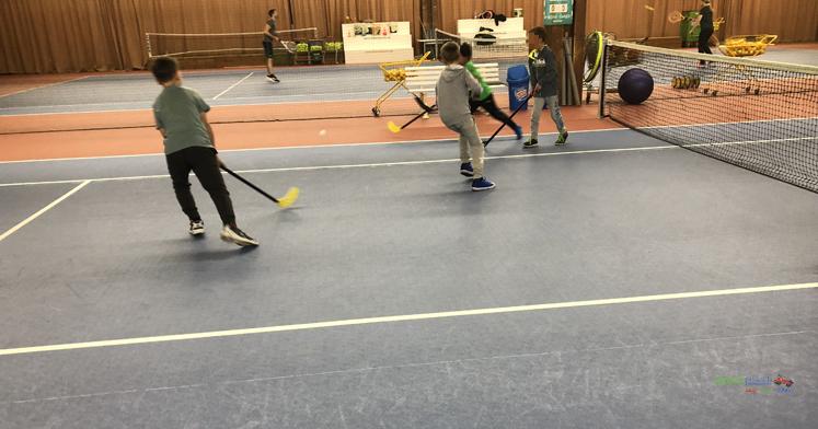 Kindergeburtstag - Hockey Spiel
