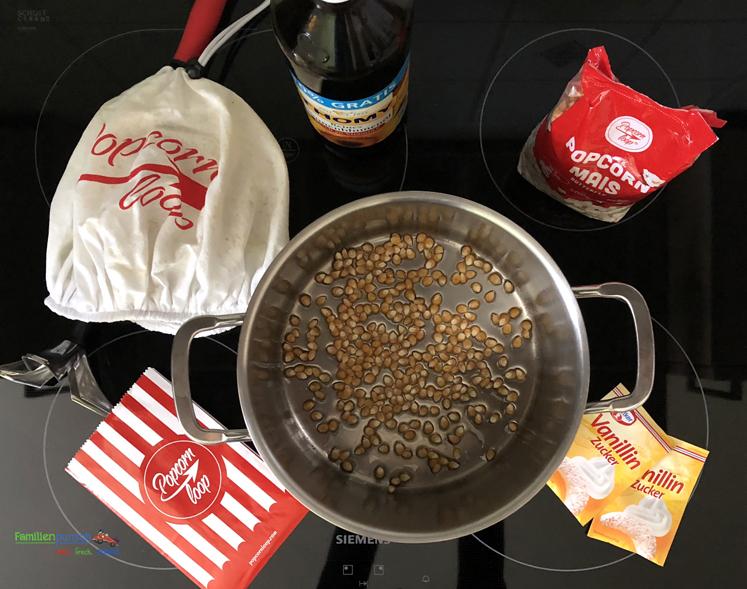Popcornloop - das brauchst du