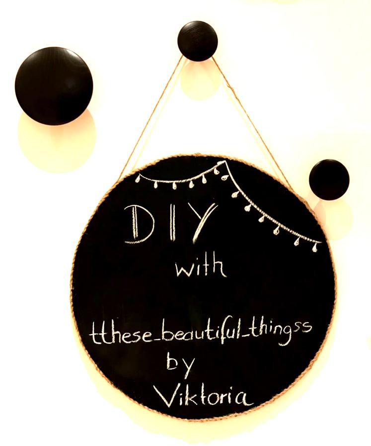 Tafel_DIY with tthese_beautiful_things