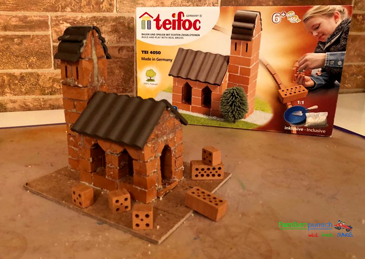 teifoc - fertiges Bauwerk