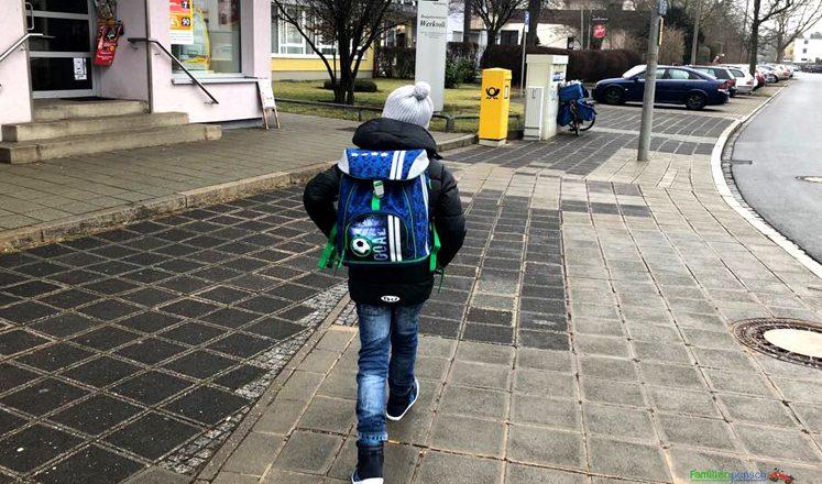 Schulrucksack_auf dem Heimweg mit FlexMax
