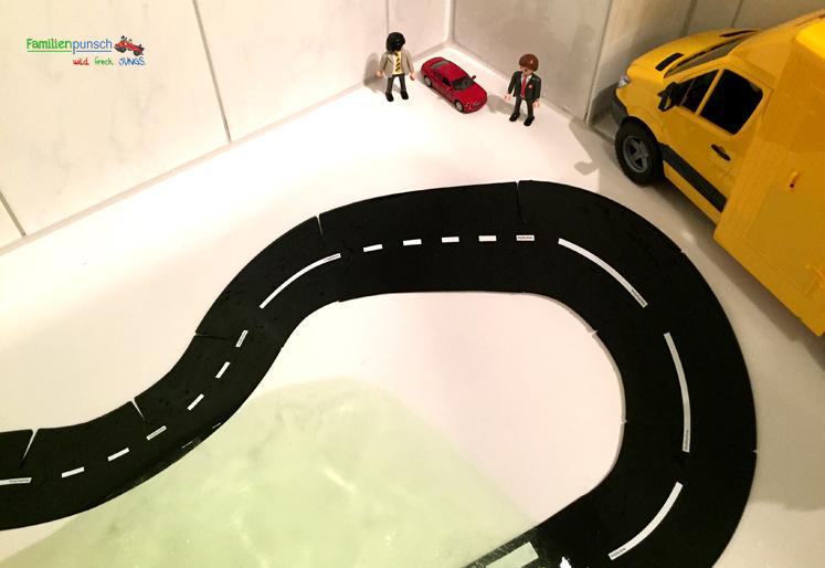 Waytoplay - auch für die Badewanne geeignet