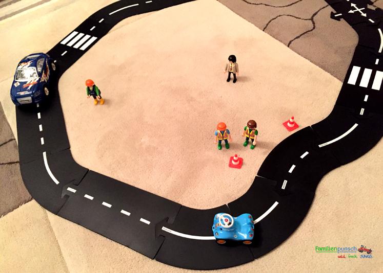 Waytoplay - verschiedene Straßenführungen