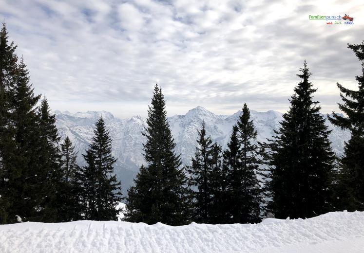Rauschberg - Die Winterlandschaft