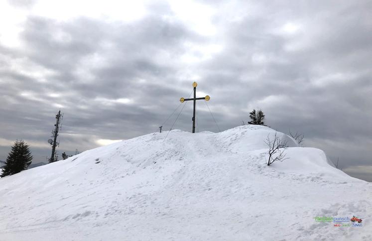 Rauschberg - Gipfelerlebnis