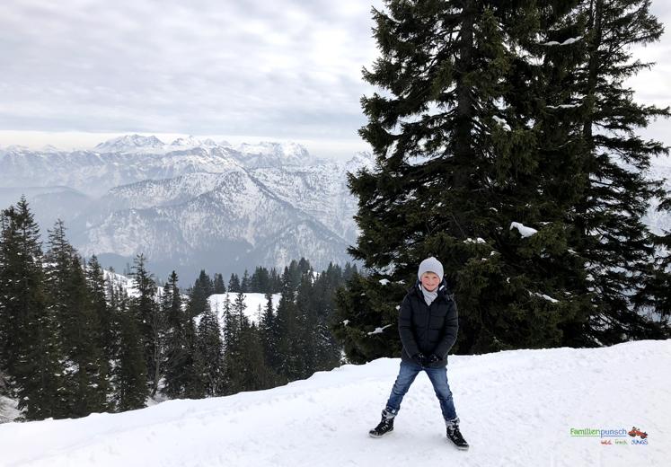 Rauschberg - Wintererlebnis am Rauschberg