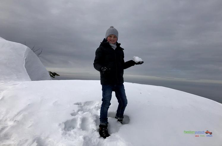 Rauschberg - Winterparadies