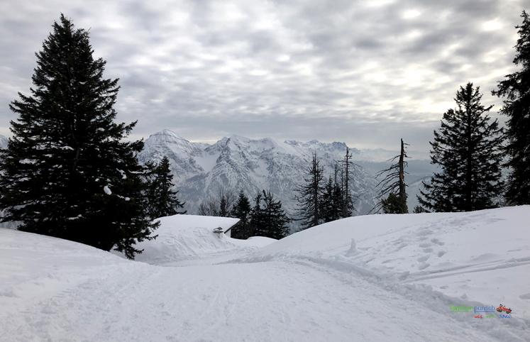 Rauschberg - ein Wintermärchen