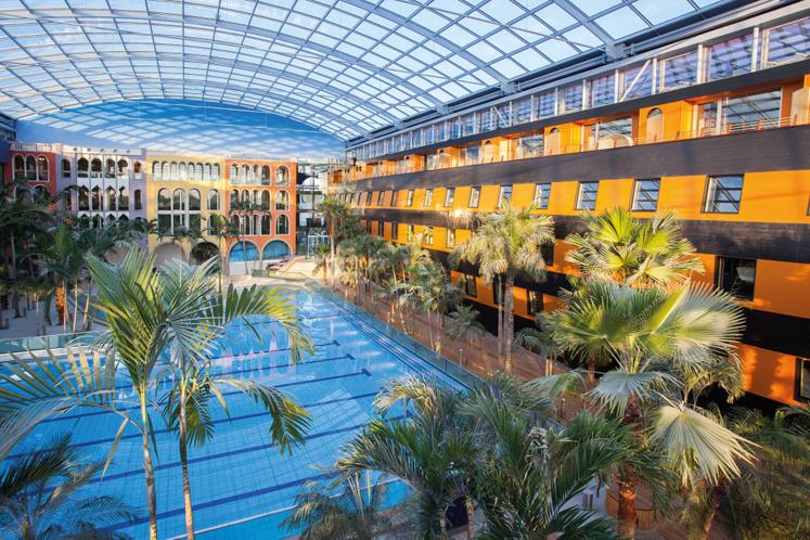 Therme Erding - HOTEL-VICTORY