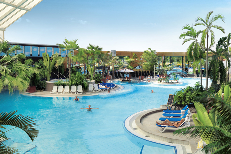 Therme Erding - Therme_Uebersicht