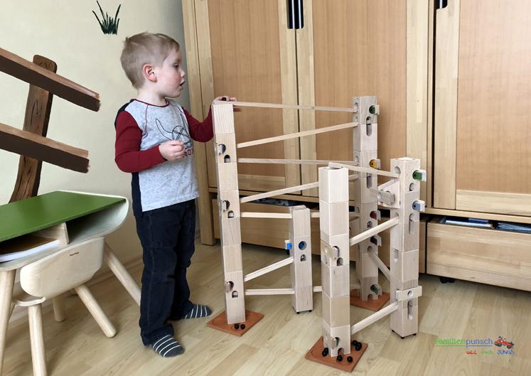 Xyloba - Spielspaß mit Xyloba-Kugelbahn