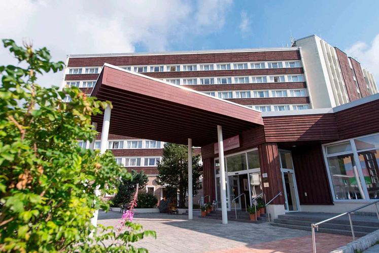 AHORN Hotel Am Fichtelberg Hotelanlage