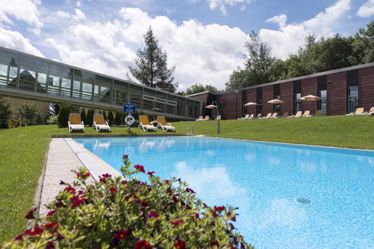 AHORN Waldhotel Altenberg Außen-Pool