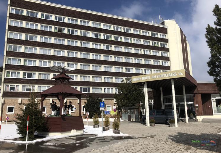 Am Fichtelberg AHORN Hotel Am Fichtelberg