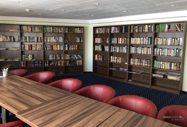 Am Fichtelberg Die Bibliothek