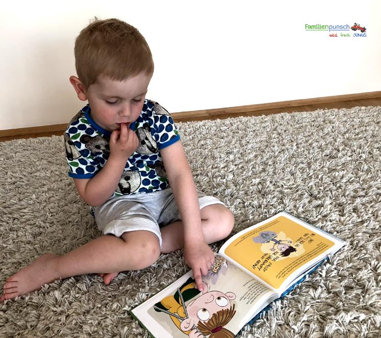 Anna und der Pfützenhai - Lesen und Entdecken