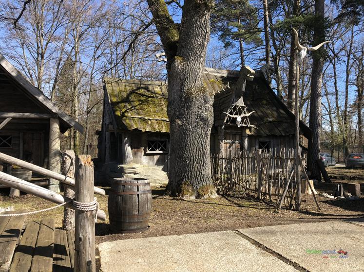 Bavaria Filmstadt Dorf von Wickie und die starken Männer