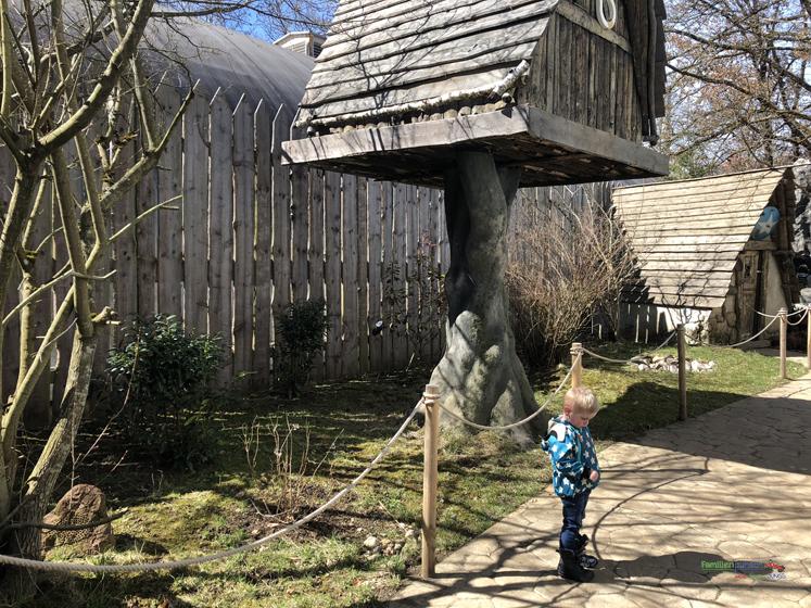 Bavaria Filmstadt Dorm Asterix