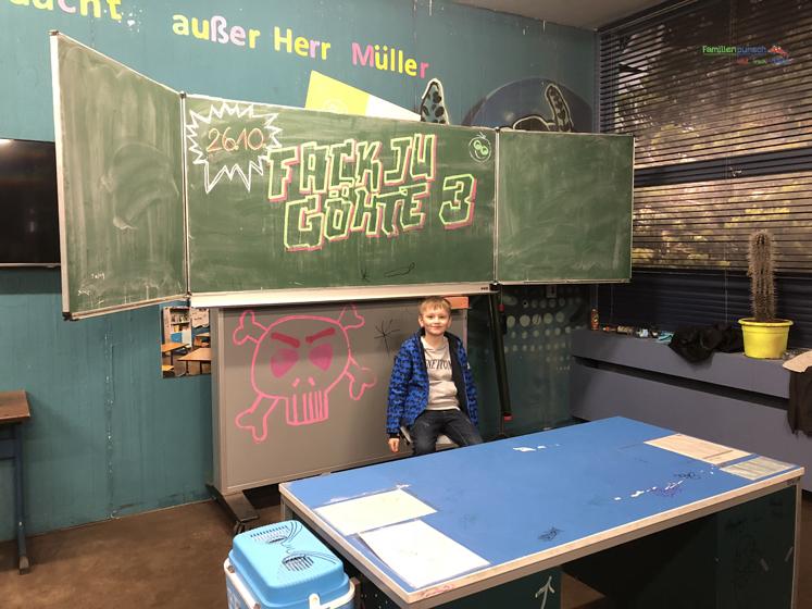 Bavaria Filmstadt Filmkulisse Fack Ju Göthe