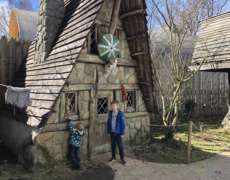 Bavaria Filmstadt Im Dorf bei Asterix & Obelix