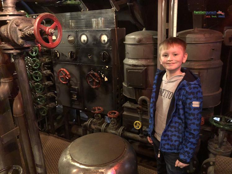Bavaria Filmstadt Im U-Boot