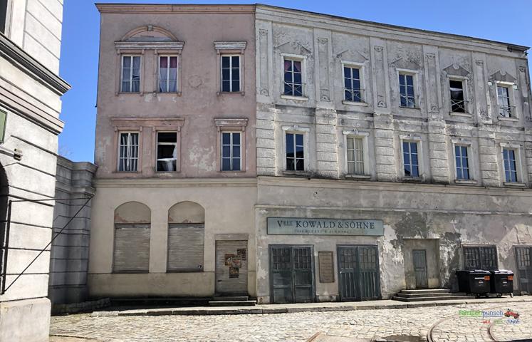 Bavaria Filmstadt Münchener Straße