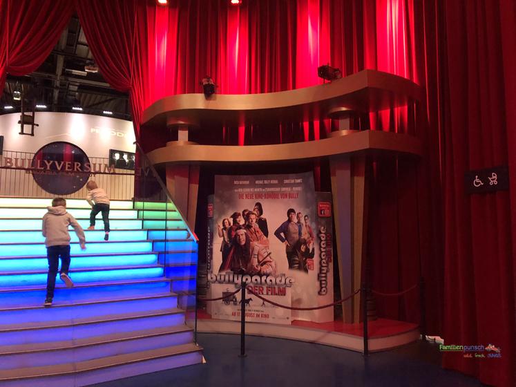Bavaria Filmstadt Willkommen in Bullyversum