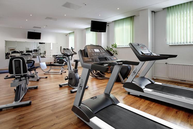 Fichtelberg Fitnessraum