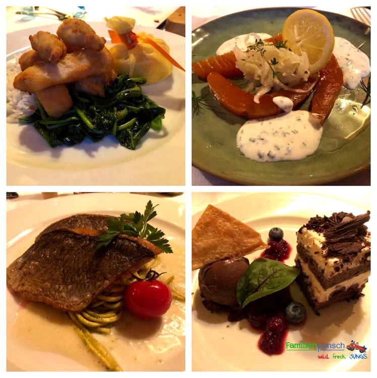 Bachmair Weissach - Das Abendessen
