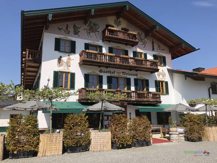 Bachmair Weissach - Gasthof zur Weissach