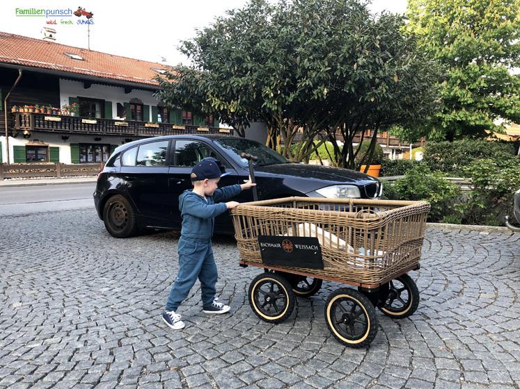 Bachmair Weissach - Gepäckwagen