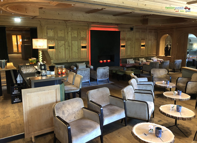 Bachmair Weissach - Hotelbar