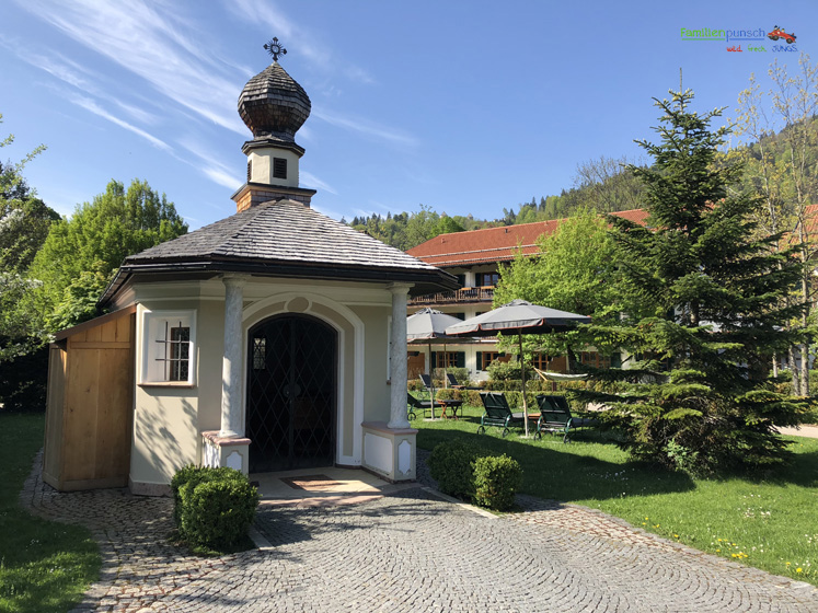 Bachmair Weissach - Hotelkapelle