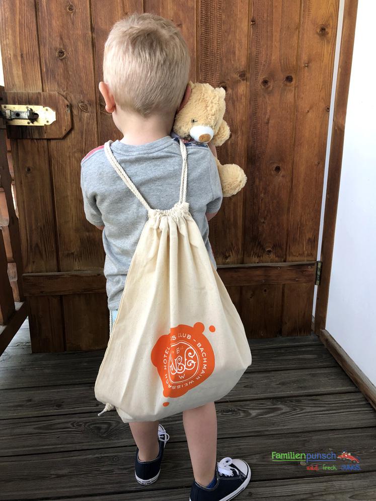 Bachmair Weissach - Willkommensgeschenk für Kids