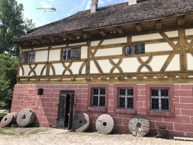 Fränkisches Freilandmuseum - wunderschönes Haus