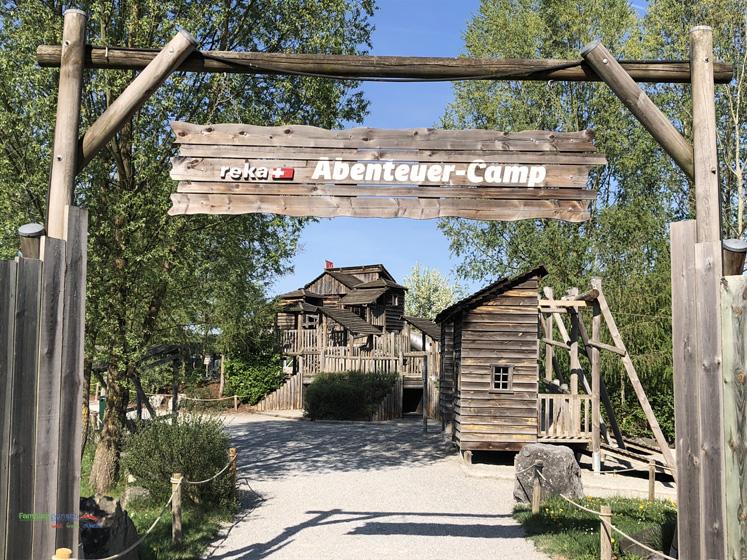 Ravensburger Spieleland - Abenteuer-Camp