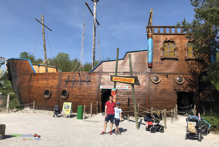 Ravensburger Spieleland - Abenteuerfahrt
