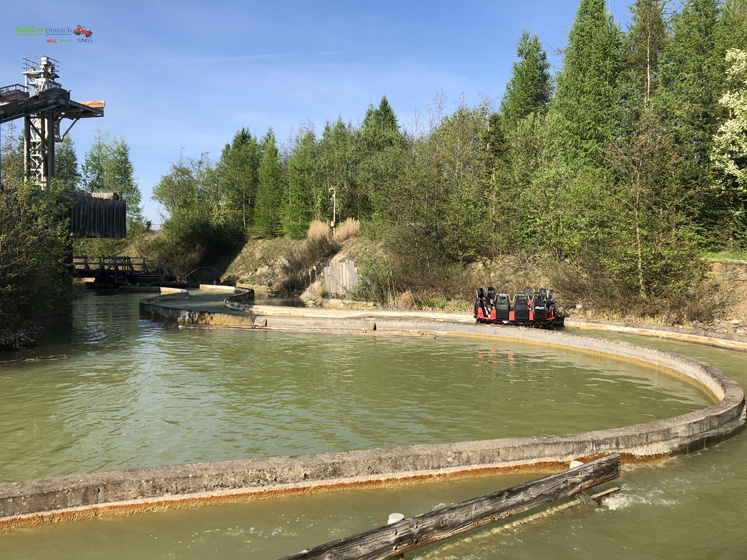Ravensburger Spieleland - Alpen-Rafting