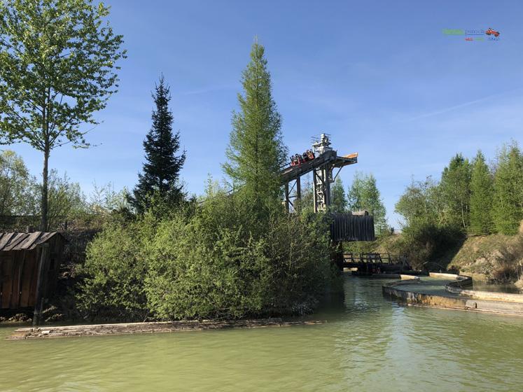 Ravensburger Spieleland - Alpen Rafting