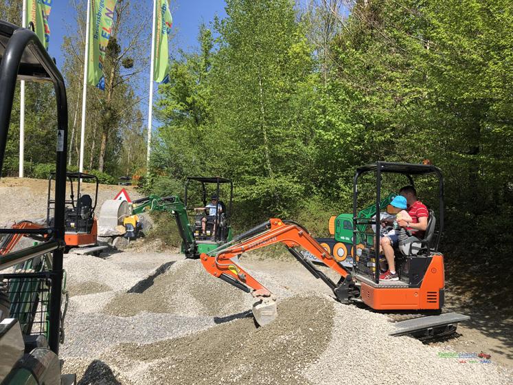 Ravensburger Spieleland - Baustelle